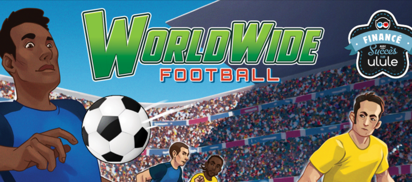 Carnet d'auto-éditeur : Worldwide Football