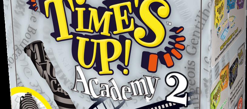 Time's up Academy II c'est pour la rentrée