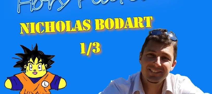 Hors Plateau - Interview Nicholas Bodart