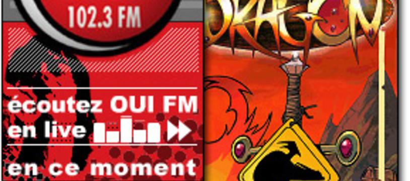 Guillaume Blossier sur Ouï FM !