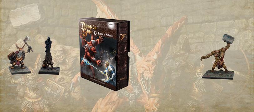 Dungeon Saga - Le Retour de Valandor : Une ancienne dispute, quoi !