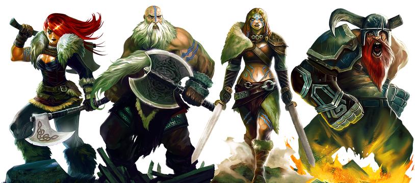 Champions of Midgard - Destination: Valhalla!