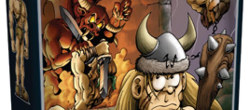 Le Donjon de Naheulbeuk s'offre une marche barbare