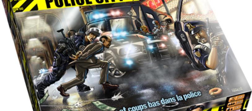 Police City, chez Diptic