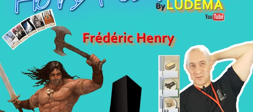 """L'interview de Frédéric Henry : """"Si un jeu n'a pas réussi à s'imposer en 3 mois, c'est totalement fini !"""""""