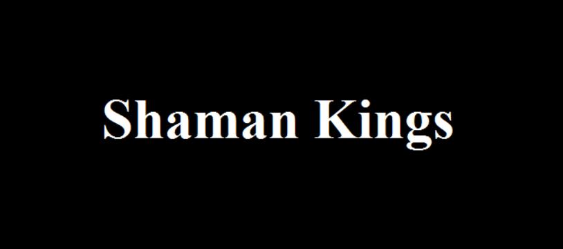 Le jeu gratuit de la semaine :  Shaman Kings