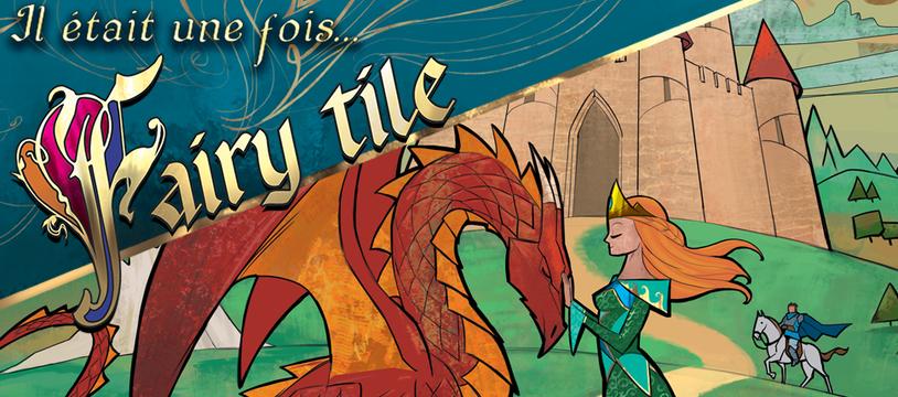 Il était une fois Fairy Tile ... ou Journal d'Auteur
