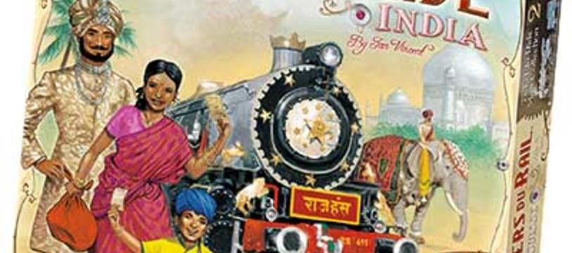 Les Aventuriers du Rail continuent leur tour du Monde