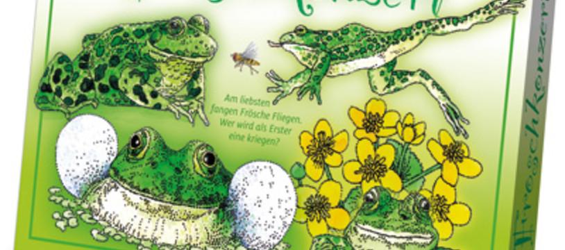 Froschkonzert, un concert de grenouilles en boutiques