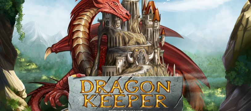 Les mains dans le moteur de Dragon Keeper - the dungeon.