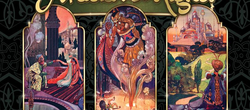 Tales of Arabian Nights, le plateau dont vous êtes le Héros