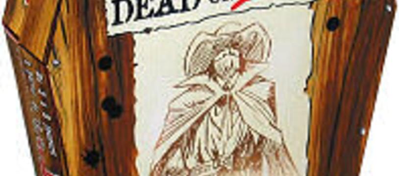 Wanted ! Dead or Alive, série limitée !