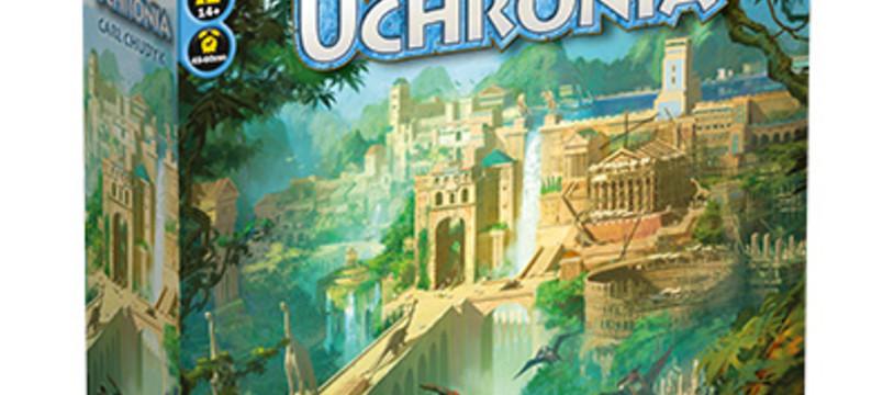 Uchronia sera à Essen avec 5 cartes spéciales