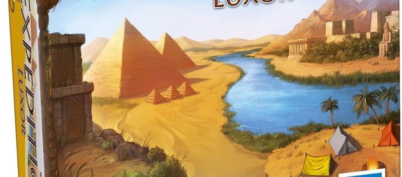 Embarquez-vous pour l'Expedition Luxor!