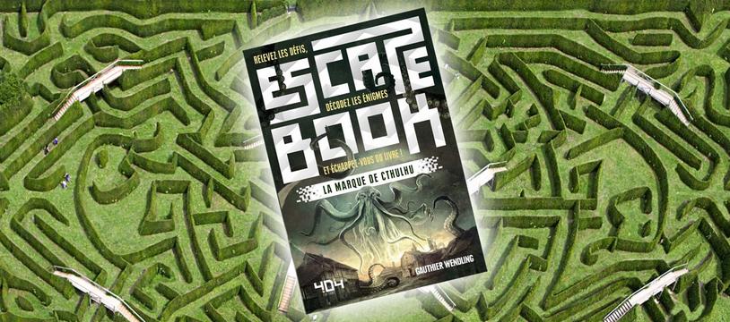 Escape Book : pérégrinations libro-ludiques