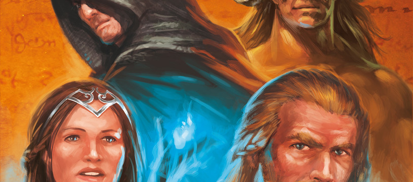 Nouveaux Héros : Andor à babord
