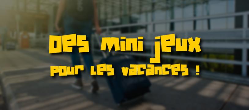 Offre sur les Mini Games : partez en vacances avec IELLO