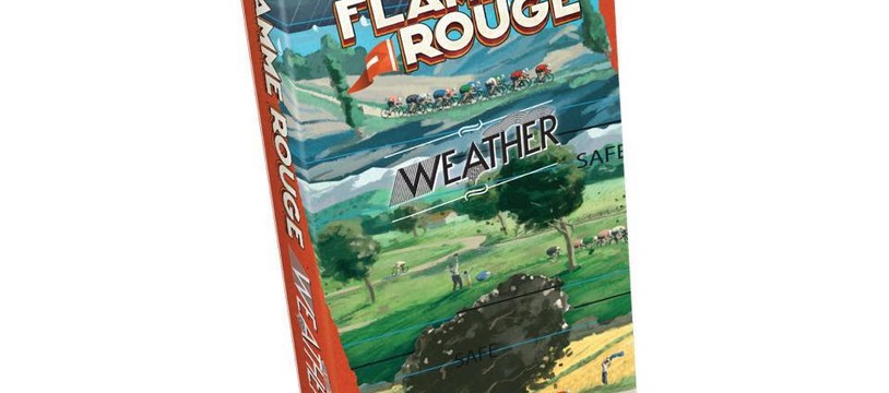 FLAMME ROUGE WEATHER
