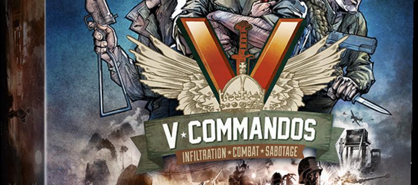 V-Commandos – C'est le printemps, mais ne partez pas la fleur au fusil!
