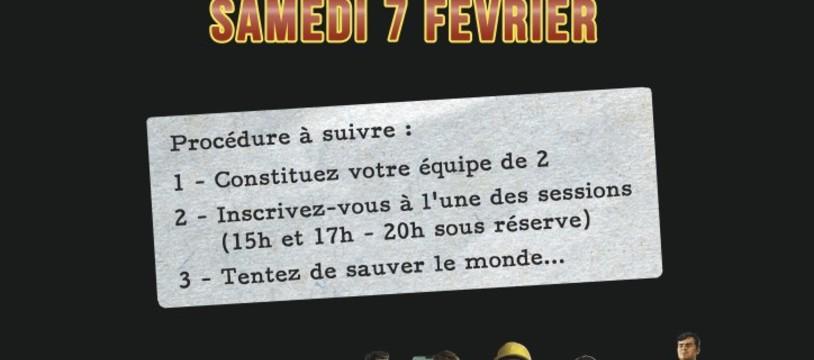 Pandemic Survival au CNJ DE boulogne