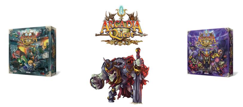 Arcadia Quest : La Guilde des Héros !