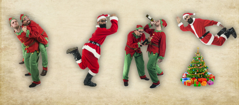 Noël 2015 : Jeux (de société), souliers et cadeaux !