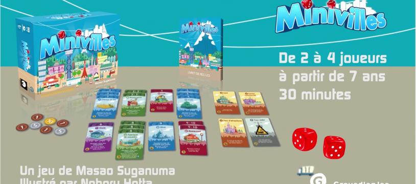 La nouvelle vidéo Moonster Games – Minivilles