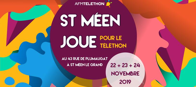 St Méen joue pour le Téléthon , 2ème édition !