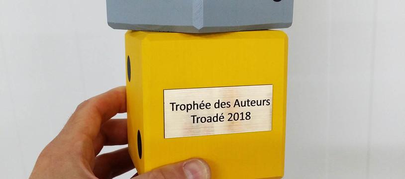 Le premier concours de prototypes de jeux de rôle sera à Troadé !