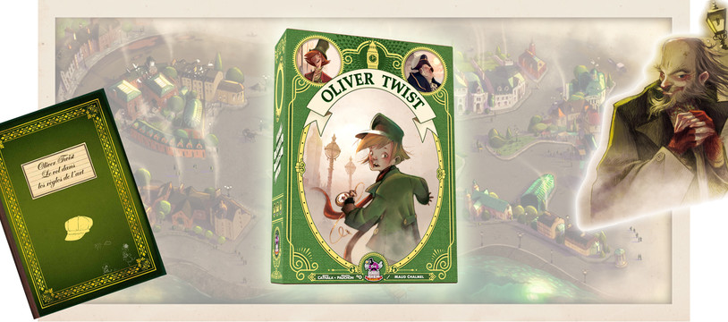 Oliver Twist : Let's play Twist again !