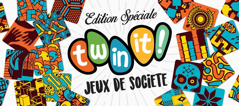 [Carnet d'illustraphiste] Twint it ! Edition - Jeux de société