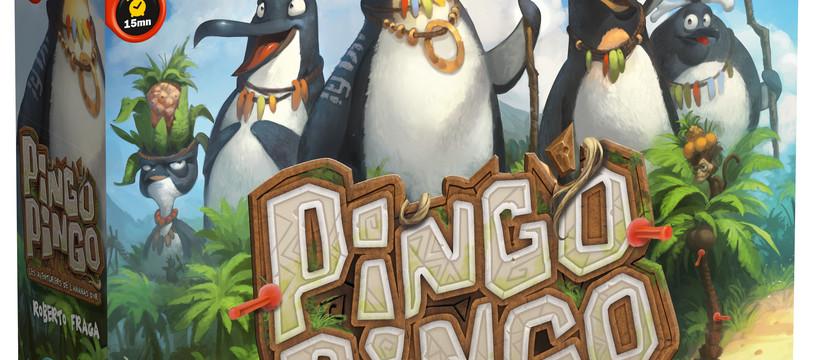 Pingo Pingo : un jeu dingo dingo !