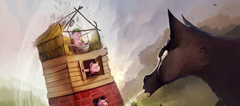 Les petits cochons : nouveau jeu, nouvel éditeur