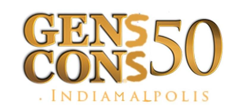 GenCon50 : Les meilleurs exclus et c'est du très lourd !!!
