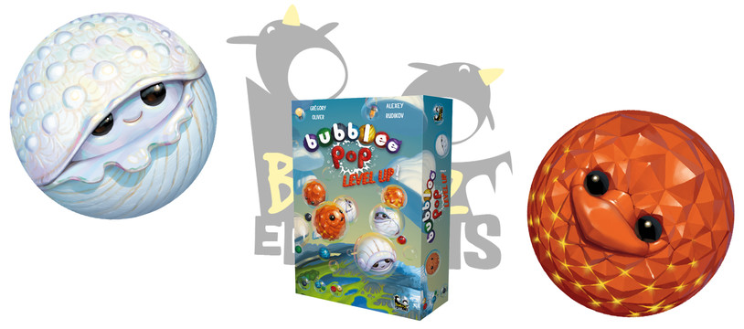 Bubblee Pop - Level Up : Bullons sous le ciel !