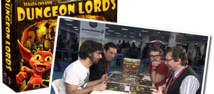 Dungeon Lords par Vlaada Chvatil
