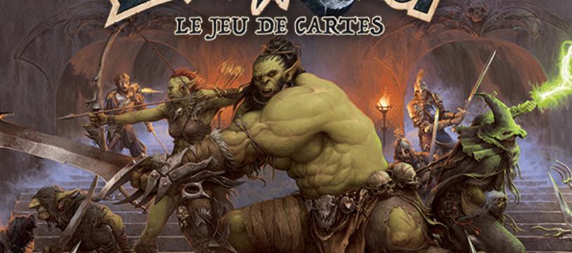 OrcQuest Le Jeu de Cartes sur KICKSTARTER