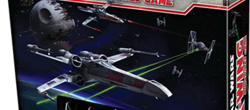 X-Wing - Miniatures Game : enfin ! Il est là !