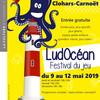 LUDOCÉAN, 1ère édition - Du 9 au 12 mai - Clohars-Carnoët (29)