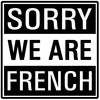 SorryWeAreFrench