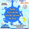 Festival du Jeu de société de Pau