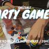 Soirées jeux du Pôle Ludique : Party Games !