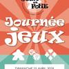 Journée jeux à Cherisy (Eure-et-Loir)