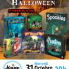 Soirée Jeux Halloween