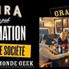 Café - Jeu de société à la brasserie Mira