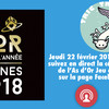 Cérémonie As d'Or 2018