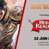Tournoi Hero Realms - Boss contre Boss