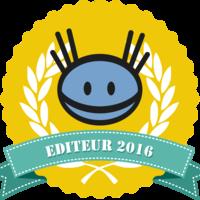 Editeur 2016