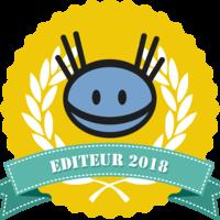 Editeur 2018