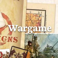 Mon top Wargames